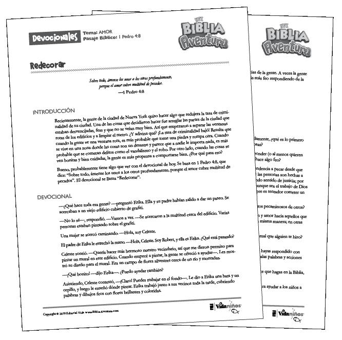 Biblia Aventura NVI - Recursos para Padres y Maestros -