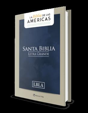 lbla la biblia de las americas biblia de estudio
