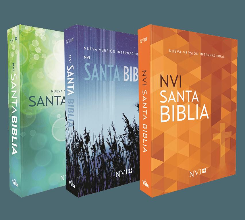 Biblias NVI Misioneras