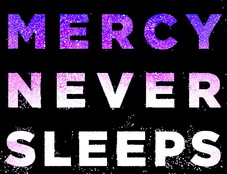 MercyNeverSleeps-Title-Logo