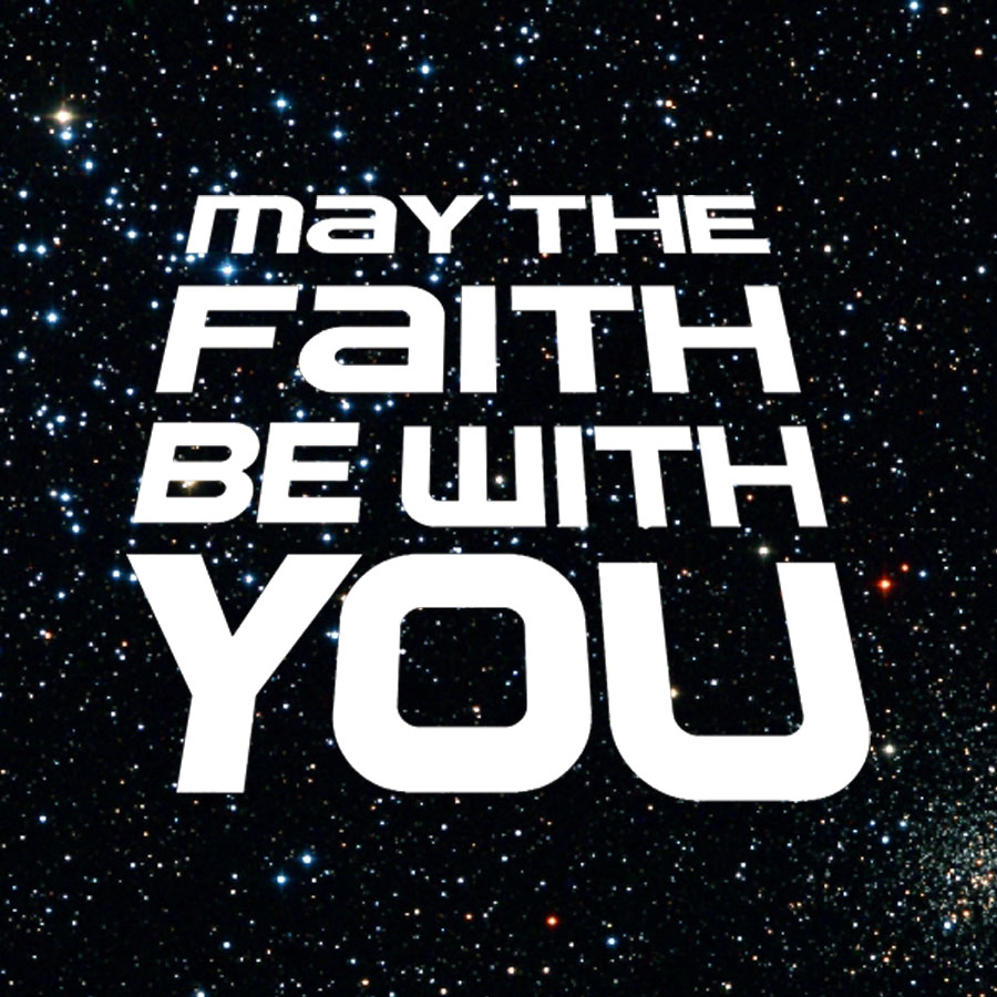May the Faith Be With You - Marketing Pages