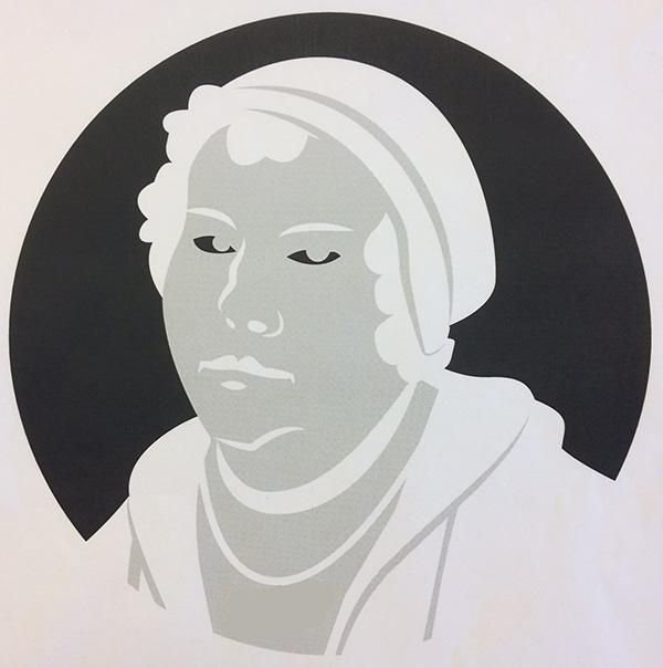 Martin Luther Pumpkin Stencil
