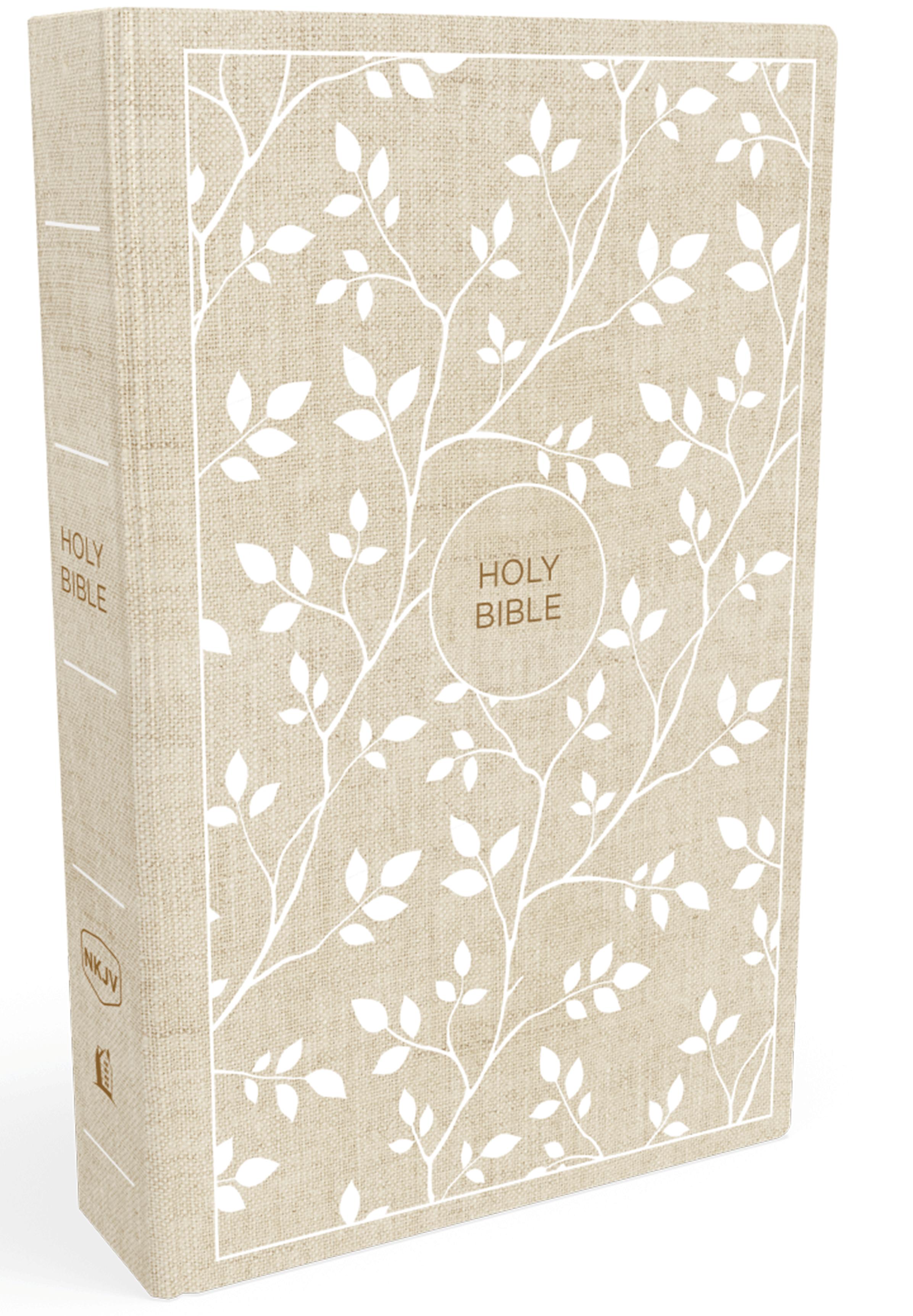 NKJV Comfort Print® Bibles - Home - Marketing Pages