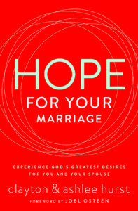 Hope for Your Marriage book cover