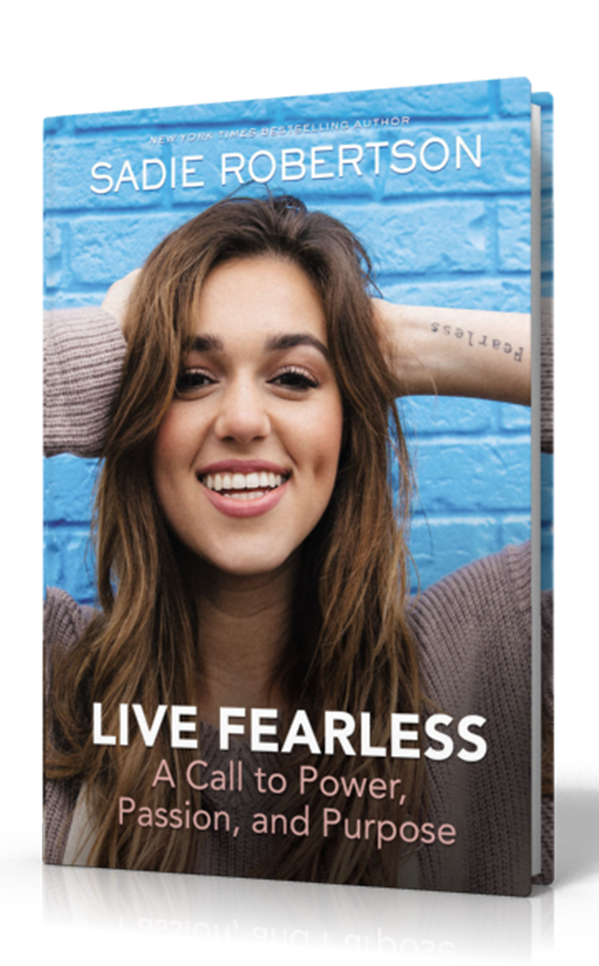 Image result for sadie robertson book live fearless