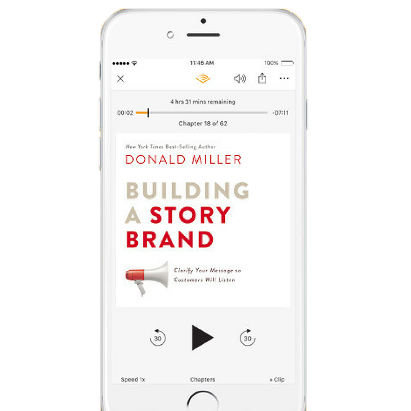 LISTEN NOW: Chapter 1 of Building a StoryBrand