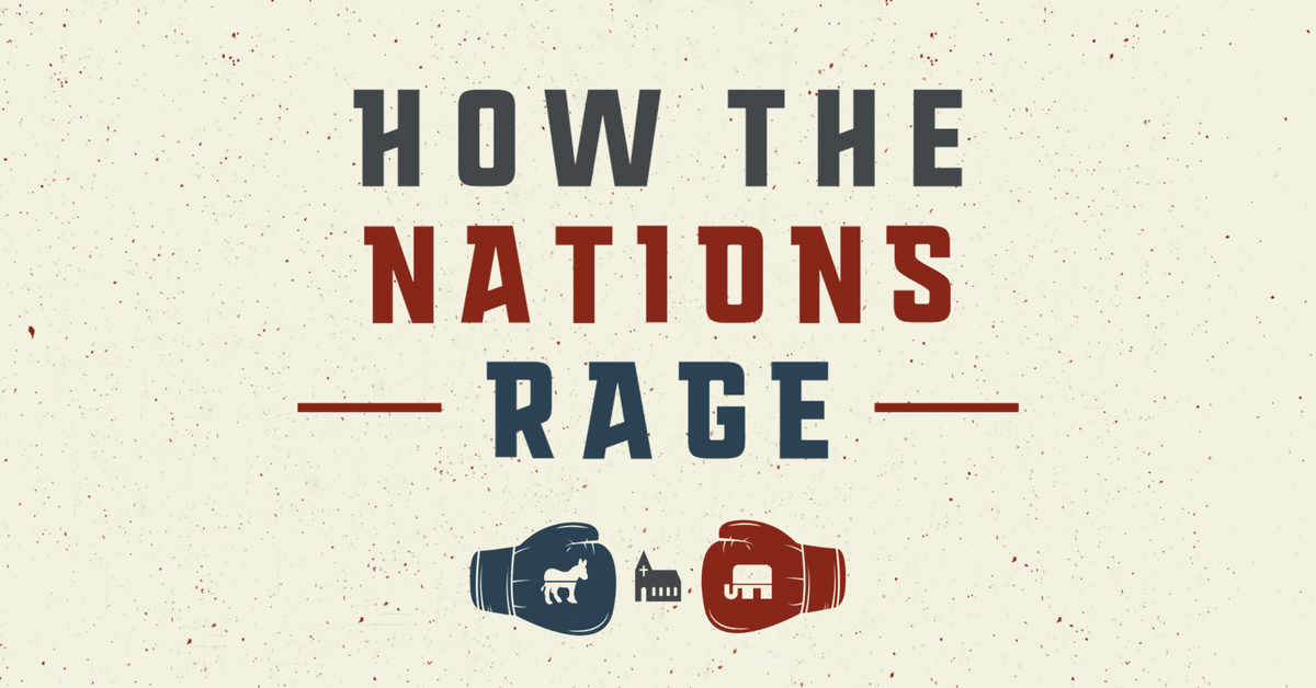 How The Nations Rage Marketing Pages