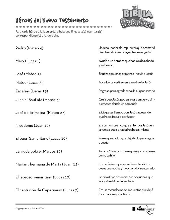 Biblia Aventura Nvi Recursos Para Padres Y Maestros