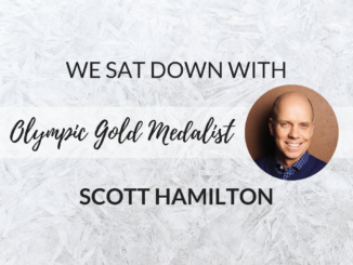 Scott Hamilton, Olympic ice skating, finish first, the great eight,