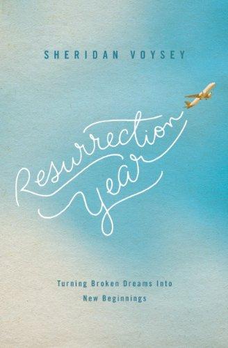 resurrection year, male infertility, Sheridan voysey, solo vacation
