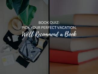 vacation, book recommendation, book quiz, fun book quiz, fun quiz pick a book