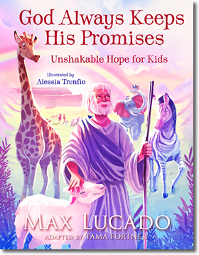 Unshakable Hope for Kids by Max Lucado