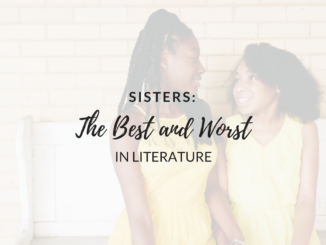 famous literary sisters, Page Chaser, sisters, the lion the witch and the wardrobe, siblings in literature, stories of siblings, novels about sibling relationships, chronicles of narnia