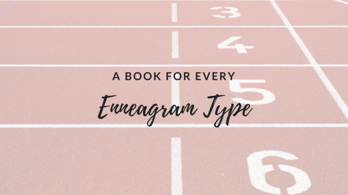 Page Chaser, enneagram types, books for enneagram types, personality types