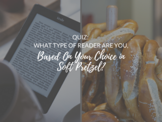 pretzel quiz, book quiz, reader quiz