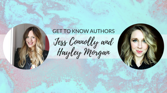 jess Connolly, Hayley Morgan, wild and free, always enough never too much