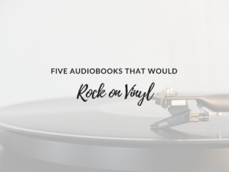 audiobooks on vinyl