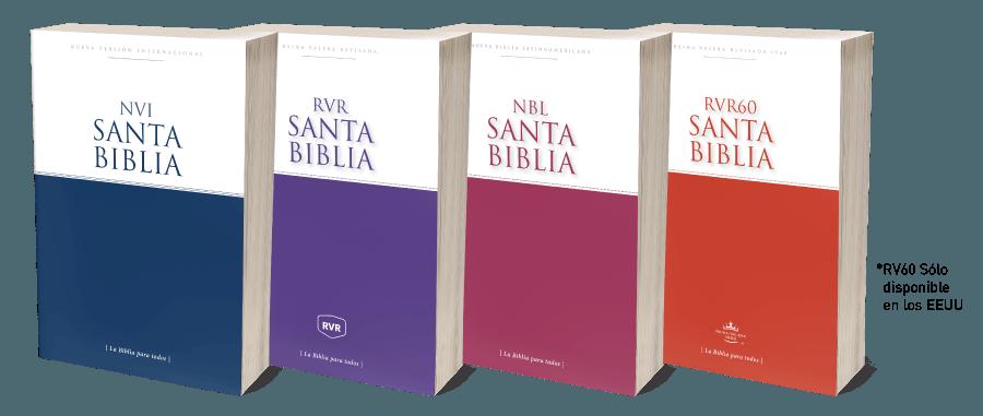biblias 28 a la vez evangelismo nvi rvr reina valera