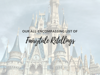 list of fairytale retellings, list of fairytales