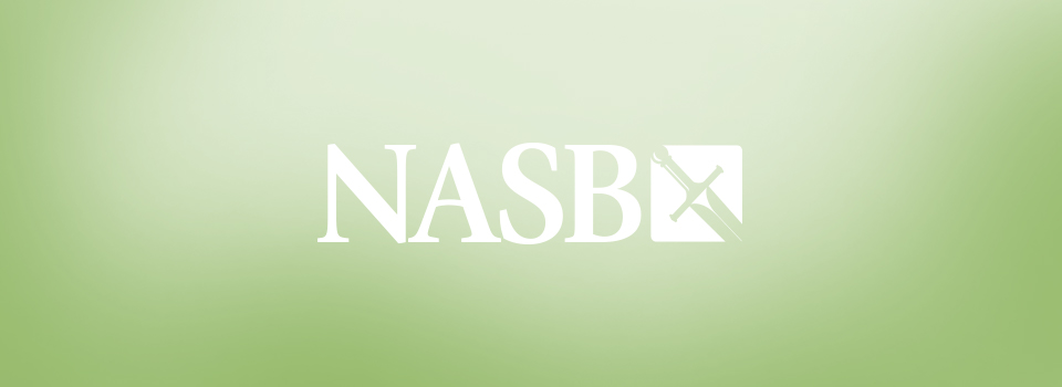 New American Standard Bible (NASB) by Zondervan Image Logo