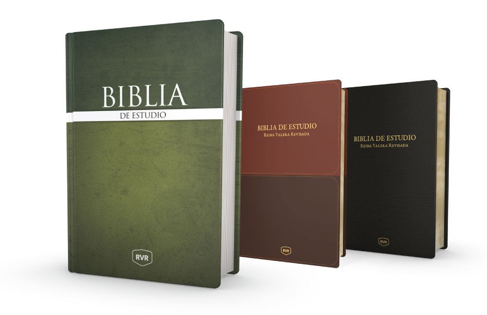 rvr biblia de estudio 3 biblias reina valera