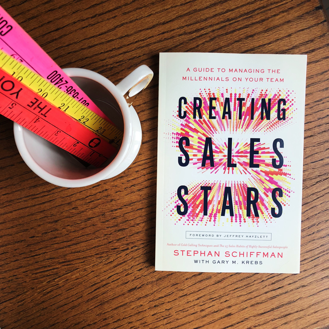 Creating Sales Stars by Stephan Schiffman and Gary Krebs