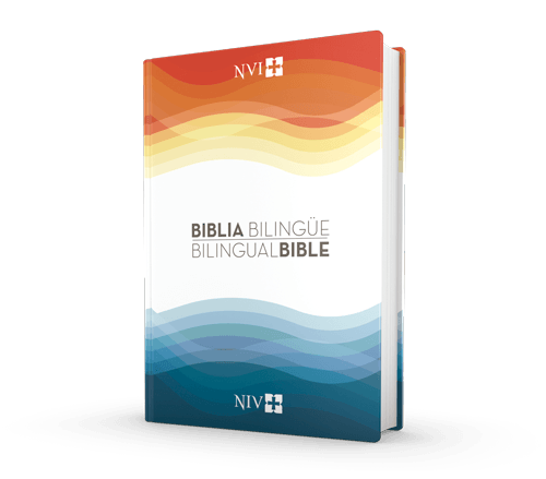 Biblia bilingue ingles español bilingual bible spanish english niv nvi