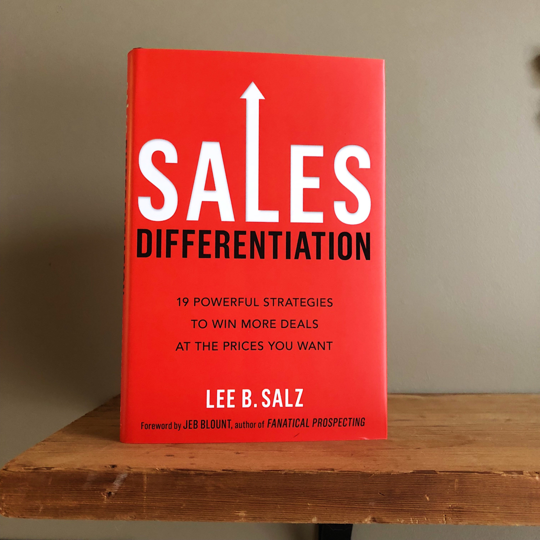 Developing a Sales Crime Theory – Excerpt from Sales Differentiation by Lee Salz