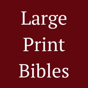 Large-Print-Bibles