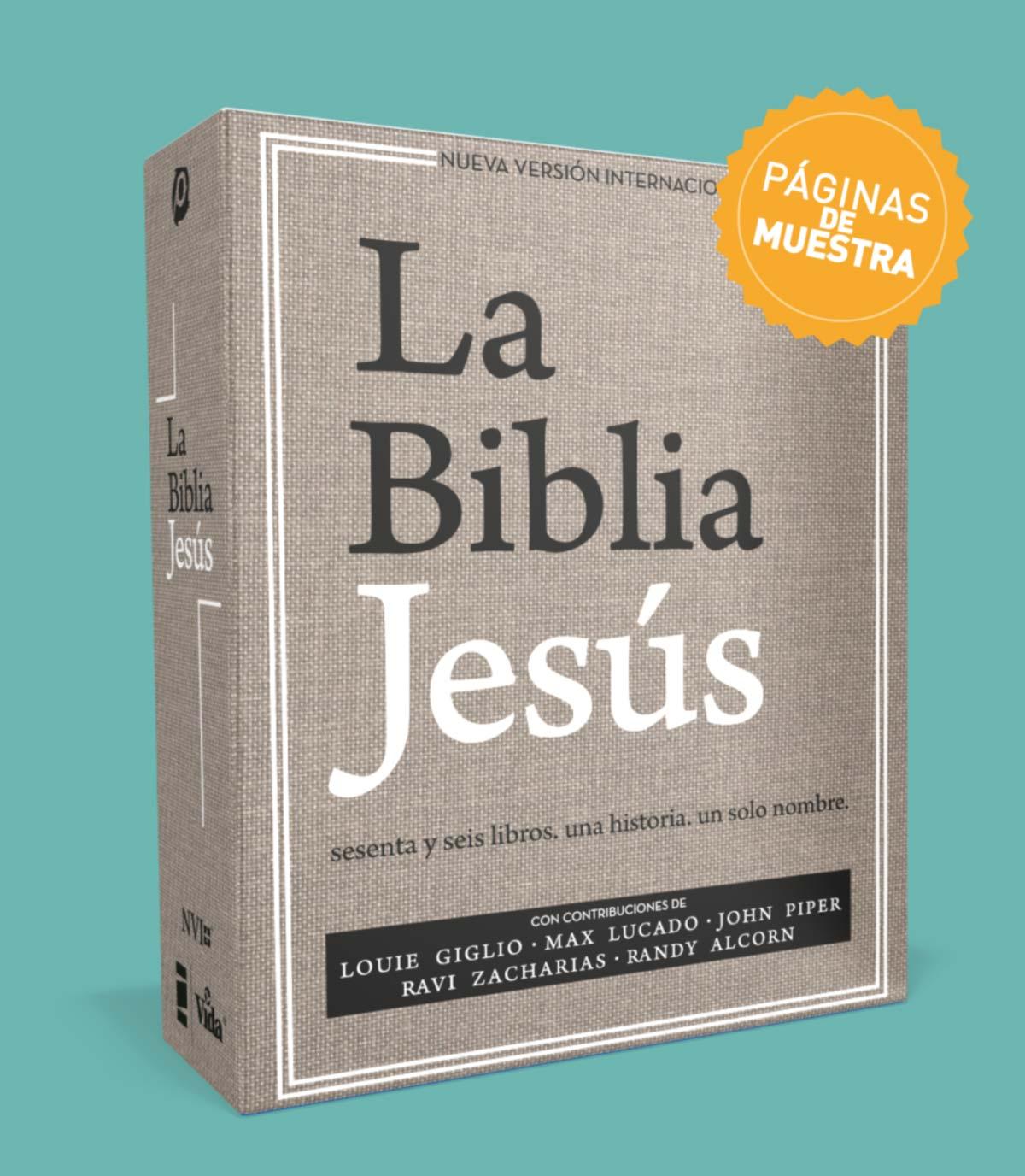 biblia jesus nvi giglio lucado piper muestra gratis