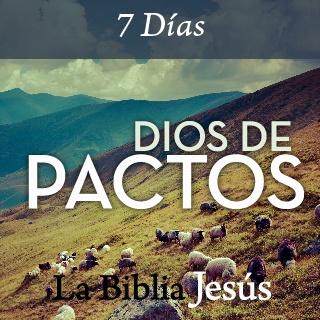 dios de pactos biblia jesus plan de lectura devocional
