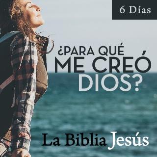 para que me creo dios plan de lectura biblia jesus devocional
