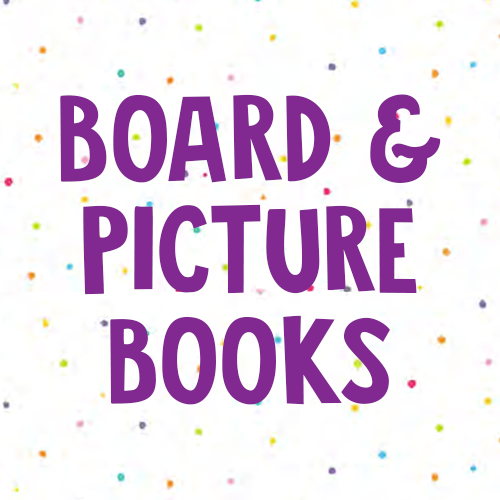 Board and Picture Books by Tommy Nelson