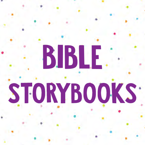 Bible Storybooks by Tommy Nelson