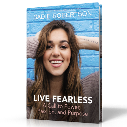 Live Fearless by Sadie Robertson
