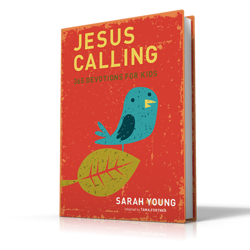 Jesus Caling for Kids by Sarah Young