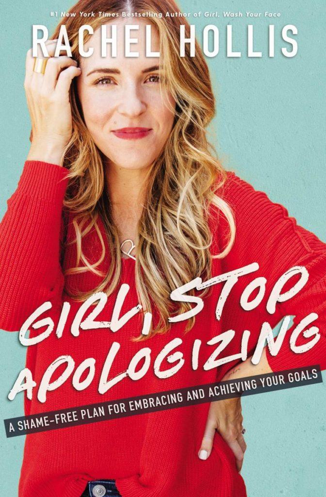 Rachel Hollis GSA Cover