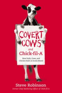 Covert cows and chick-fil-a national fried chicken day
