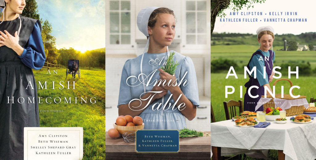 National Video Game Day Amish Fiction books