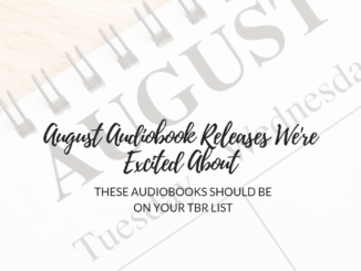 August-Audiobook releases