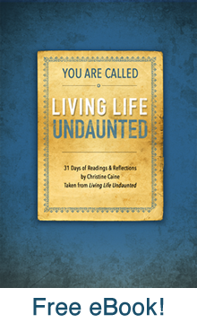 You Are Called by Christine Caine