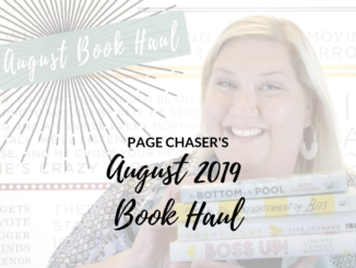 Home | PAGE CHASER: For lovers of good books and fun