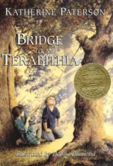 bridge to terabithia movies based on books