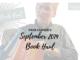 September 2019 book haul