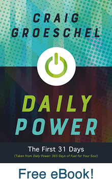 Daily Power: The First 31 Days
