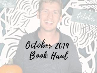 October 2019 Book Haul video