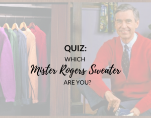 Mister Rogers Quiz