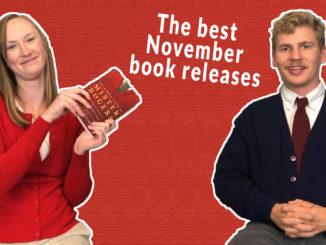 november book haul mister rogers