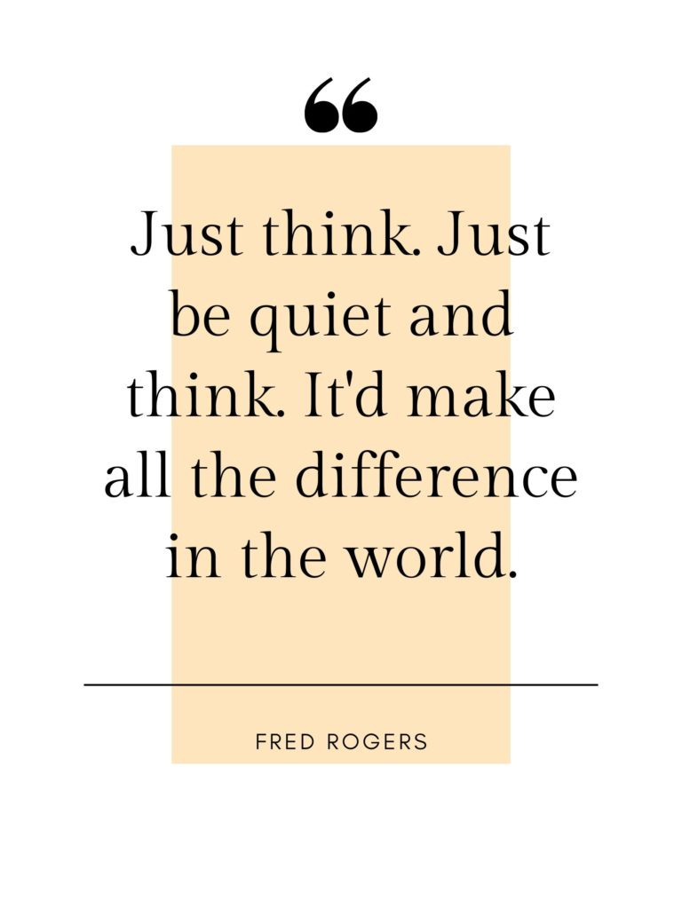 mister rogers quote poster 2
