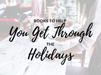 books to help you get through the holidays